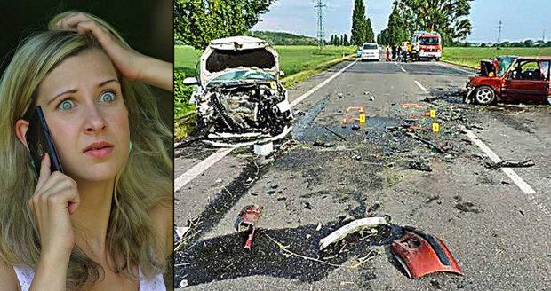 (Ilustrační foto) Jak postupovat při autonehodě?