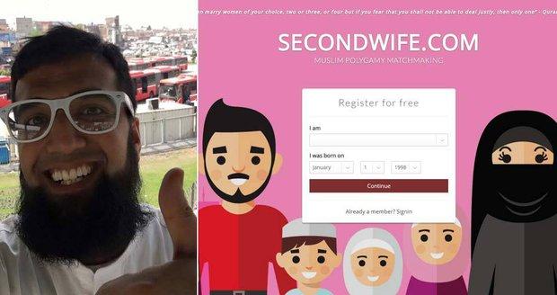 Najděte si druhou manželku, vyzývá muslim na seznamce. Má už 35 tisíc zájemců