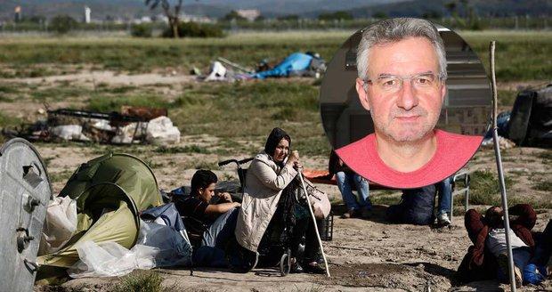 Europoslanec varuje: Kvůli brexitu do Evropy přijde více uprchlíků