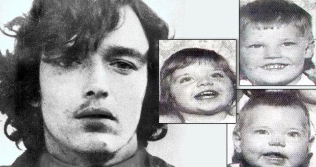 Tři malé děti zabil a napíchl na zábradlí! Vraždící monstrum málem propustili z vězení