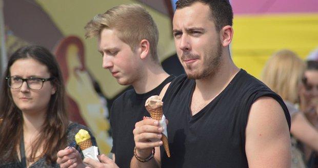 Měsíc před letními prázdninami Pražané oslaví zmrzlinovým šílenstvím.