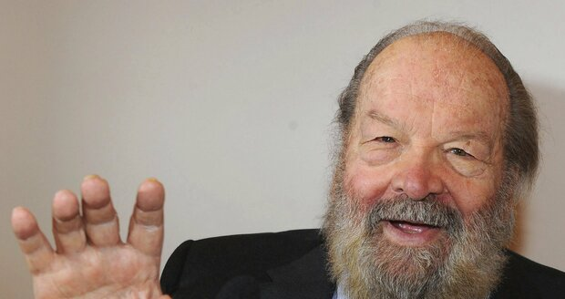 Bud Spencer se dožil 86 let.