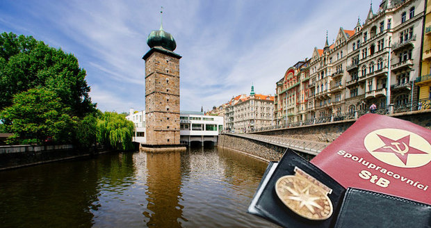 Pozorovatelny StB: Praha byla jedno »oko«! Šmíráci nás sledovali ze 70 objektů