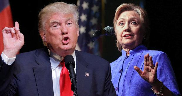 """FBI Clintonovou v e-mailové kauze neobvinila: """"Ostuda! Uplácí!"""" zuřil Trump"""