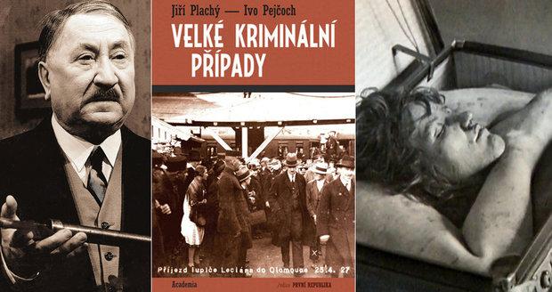 Recenze: Velké kriminální případy odhalí vraždy i politické procesy první republiky