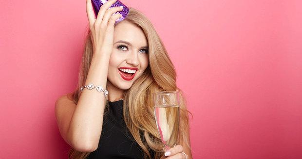 Pozor si dejte třeba i na šampaňské, které vypadá tak nevinně.
