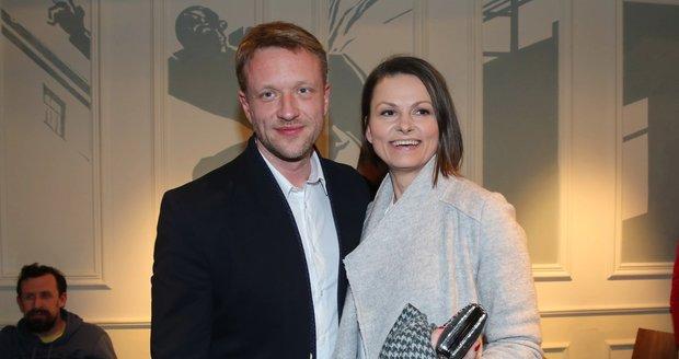 Klára Melíšková s Viktorem Taušem tokala už v únoru.