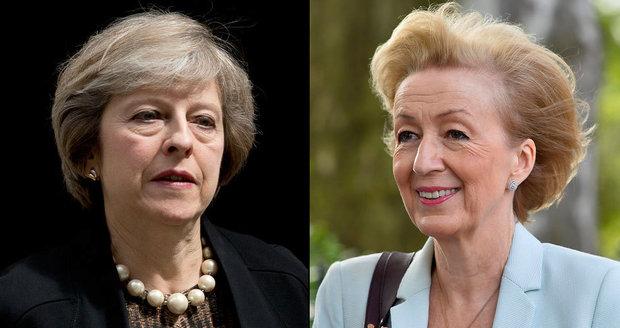 """Já mám děti, ona žádné."" Rána pod pás kandidátky na premiérku naštvala Brity"