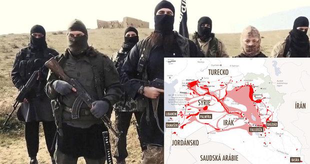 """ISIS dráždí ztráta území. """"Hrozí velké útoky v Evropě,"""" varuje Američan"""