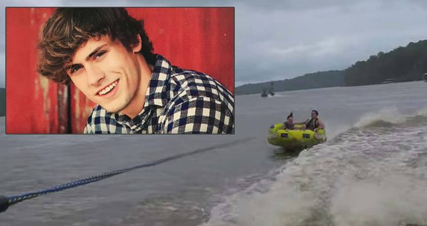 Syn (†19) slavného zpěváka se utopil, přestože měl záchrannou vestu