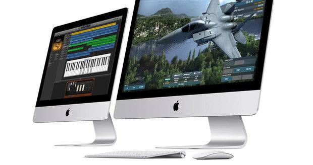 Stylové počítače iMac od Applu