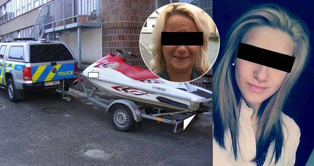 Tragická smrt mladičké Simony na Orlíku: Mladík měl osudný skútr pouhé dva dny