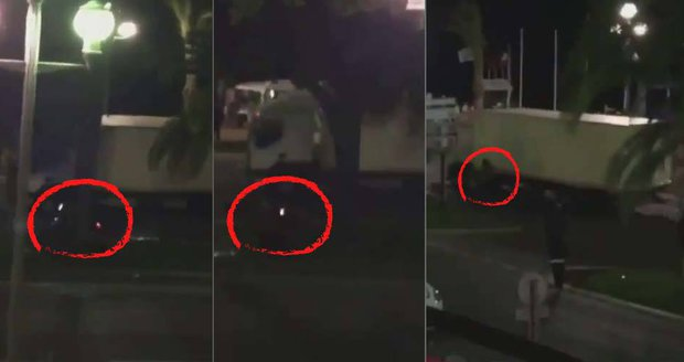 Útok v Nice zachytily kamery: Útočník v náklaďáku drtil pod koly nevinné