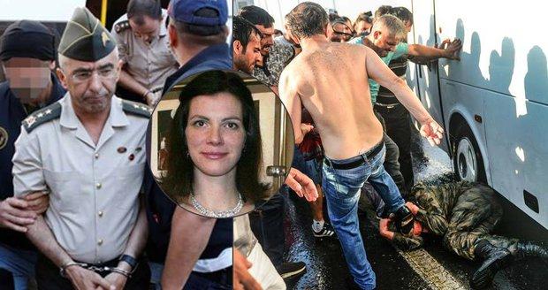 Vojáci padli do léčky tajných služeb! Exkluzivní rozhovor s českou novinářkou žijící v Turecku