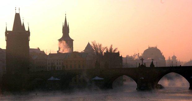 Praha je jedním z měst, kde má výskyt rakoviny plic vyšší statistiky. (ilustrační foto)