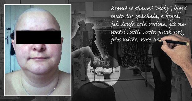 Drsná zpověď syna zavražděné v Tesku: Maminku ubodala zezadu a všichni se nám jen vysmívají