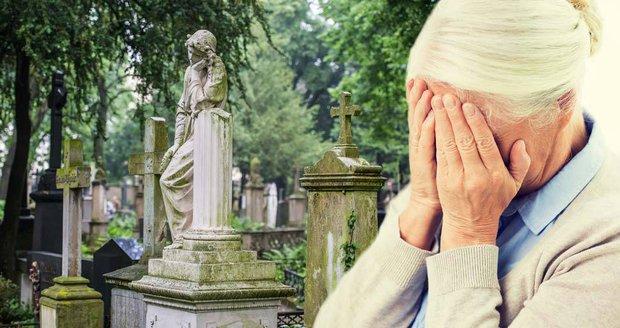 Migrant znásilnil truchlící babičku mezi hroby. Seniorka skončila v nemocnici