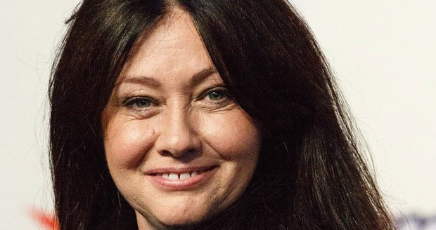 Herečka Shannen Doherty alias Brenda z Beverly Hill 90210