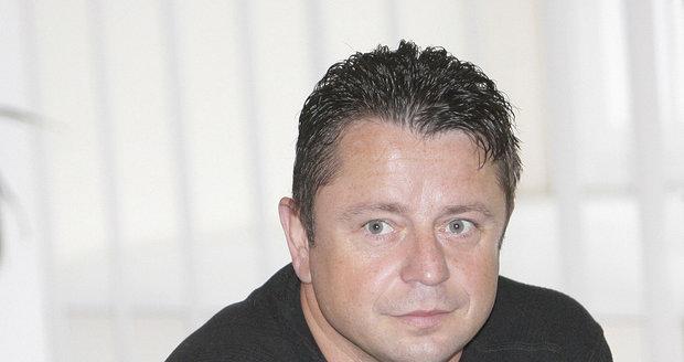 Zesnulý zpěvák Petr Muk.