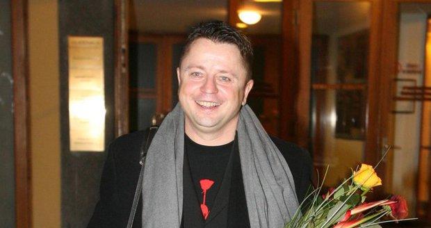 Zesnulý zpěvák Petr Muk