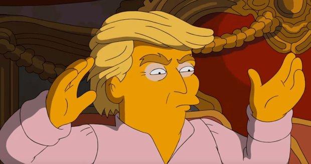 Simpsonovi podpořili Clintonovou a zesměšnili Trumpa. Podívejte se na video