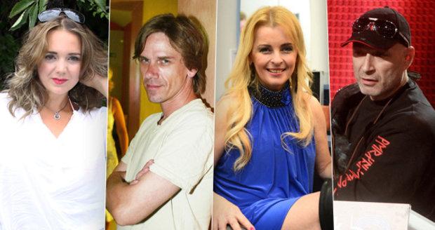 Celebrity, kterým pomalu zhasíná jejich hvězdná kariéra.