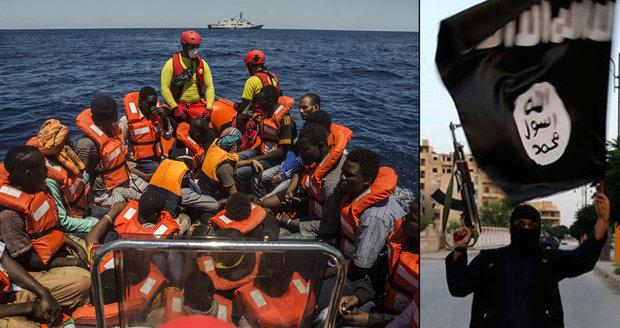 Organizuje pašování uprchlíků sám ISIS? Itálie zahájila nové vyšetřování