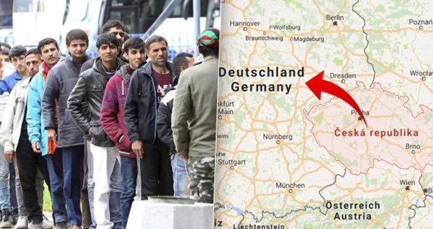 """Německo neláká jen Syřany: Loni tam """"uprchly"""" tisíce Čechů, 11 žádalo o azyl"""