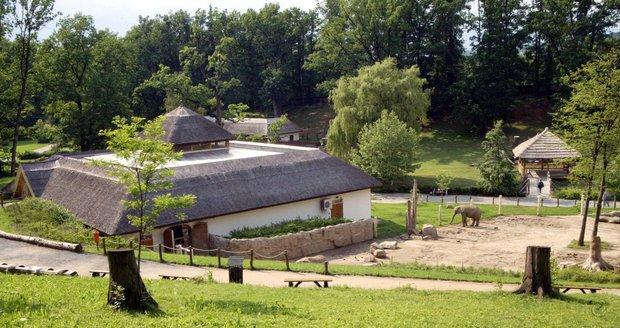 Zoologická zahrada Zlín (Lešná)