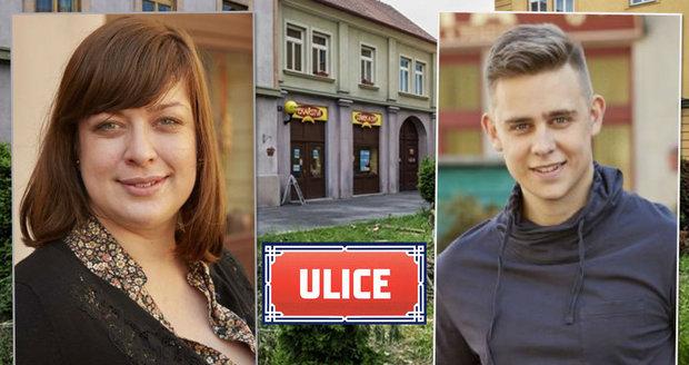Syn Veroniky Žilkové Vincent Navrátil a Anežka Rusevová míří do seriálu  Ulice! 1a1c876d00