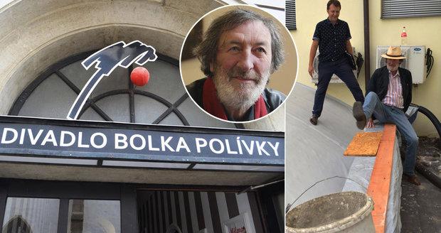 Zkrachovalý farmář Bolek Polívka: Přiklepli mu sedm milionů!