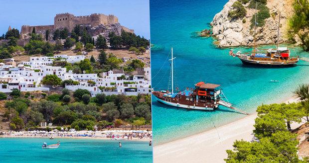 Řecké soustroví Dodekanésos