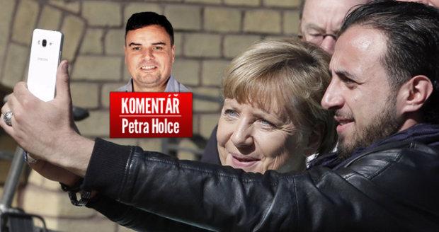 Komentář: Uprchlíci děkují Němcům za přivítání. Žalobami na úřady