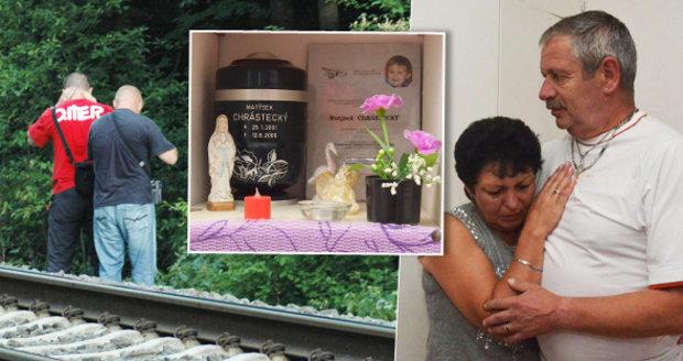 Matka, které vypadl syn (†5) z vlaku, poprvé promluvila: Nejhorší je identifikace a vybrat rakvičku pro dítě!