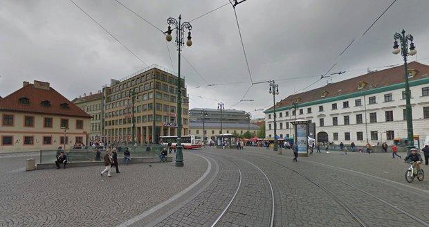 Režim náměstí Republiky by radnice ráda protáhla až k Vltavě.