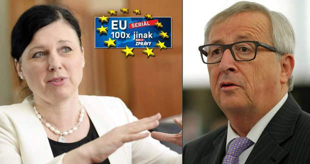 Zažila i drsné chvíle. Eurokomisařka Jourová řekla, jak jí Brusel změnil život