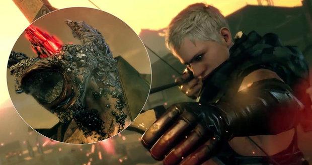 Metal Gear Survive vypadá… zvláštně.