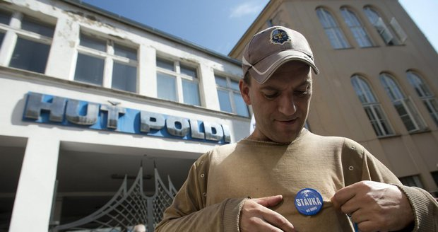 Huť Poldi s milionovými dluhy jde do konkurzu. O práci přijde 150 lidí