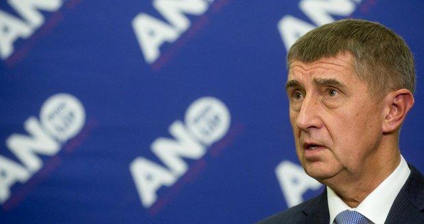 Předsednictvo hnutí ANO zrušilo místní organizaci Brno-sever.