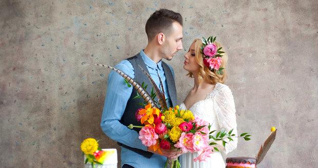Ne každá svatba dopadne tak, jak si ji nevěsta vysnila