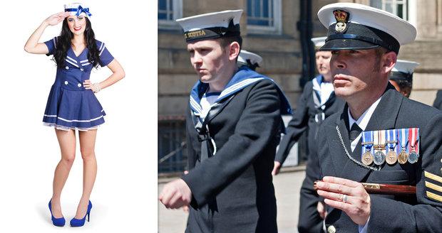"""Britské vojačky v posteli s námořníky: Opatření má posílit """"týmového ducha"""""""