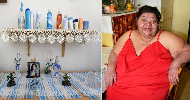Romská zpěvačka Věra Bílá (62) se pokusila o sebevraždu!
