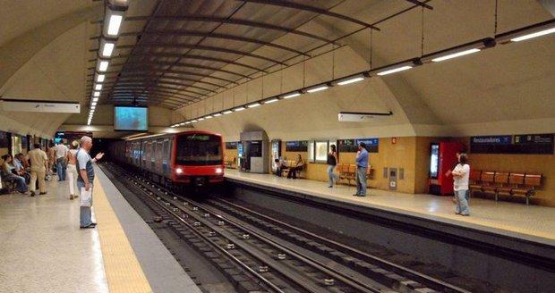 Lisabonské metro