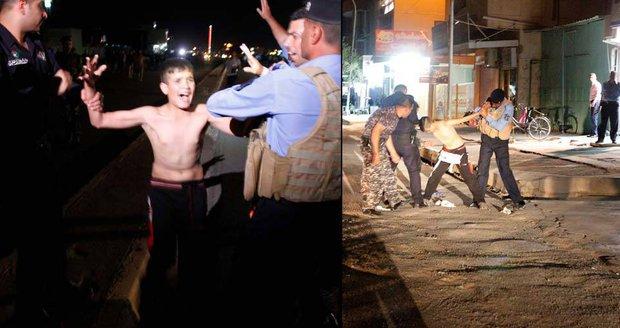 Uplakaného kluka (12) chytili s bombou od ISIS, zemřít měl při atentátu