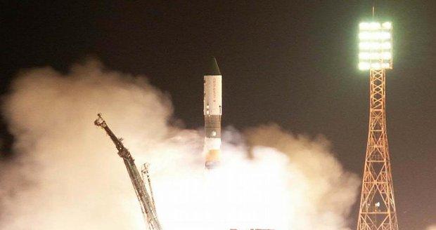 """""""Moskvo, máme problém."""" Rusům se nejspíš zřítila kosmická loď mířící k ISS"""