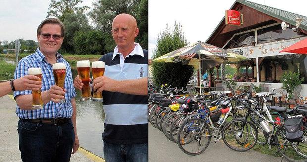 """""""Dvě piva pro cyklisty jsou v pohodě."""" Lex Škromach našel v Senátu zastání"""