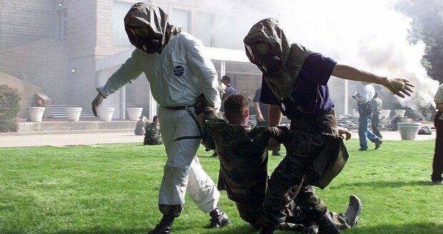 Teroristé baží po smrtících zbraních. OSN: Na biologický útok nejsme připraveni