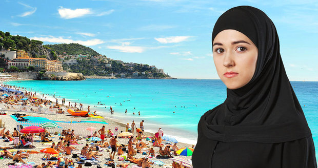 Svlékněte se, přikázala muslimce policie. Svršky musela odhodit na veřejnosti