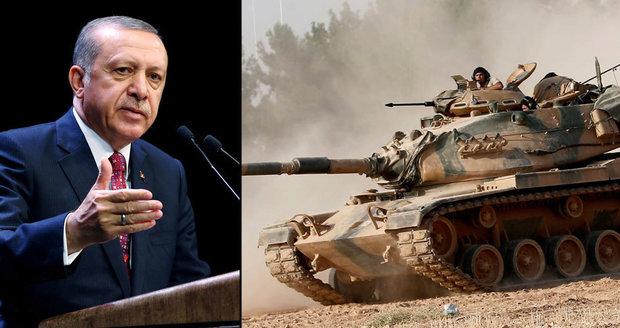 Turecko vtrhlo do Sýrie: Na ISIS uhodili ze vzduchu i ze země