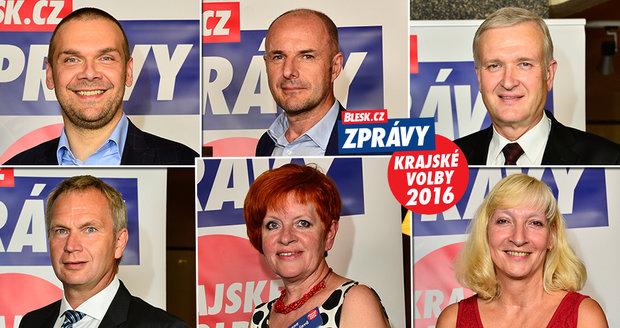 Kdo chce rozdělovat miliardy? Seznamte se s kandidáty do vedení Plzeňského kraje.